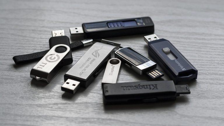 USB sticks